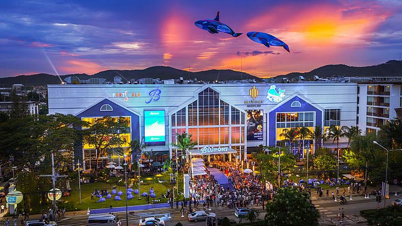 Bl U00daport Hua Hin    The First Ever Resort Mall In Hua Hin